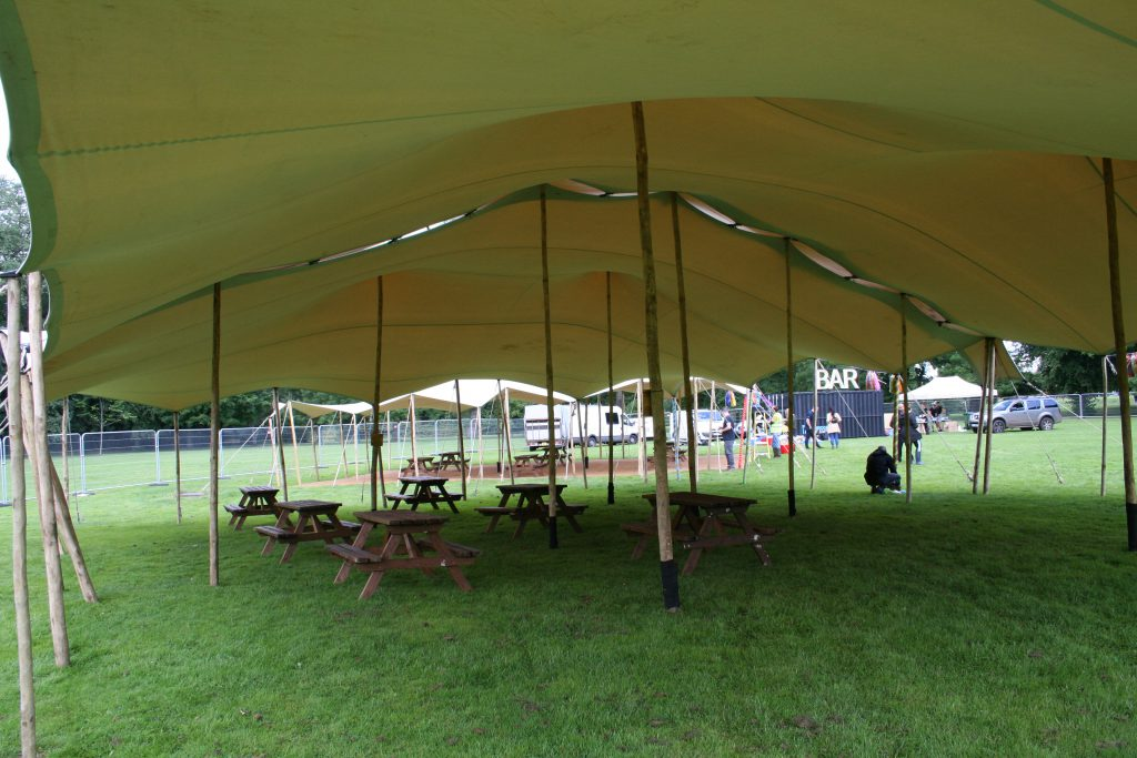 stretch tent hire Manchester corporate stretch marquee hire Manchester