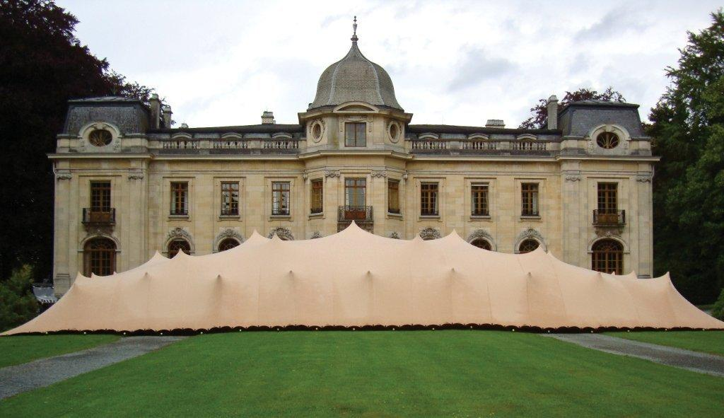 Large Stretch Tent Country House