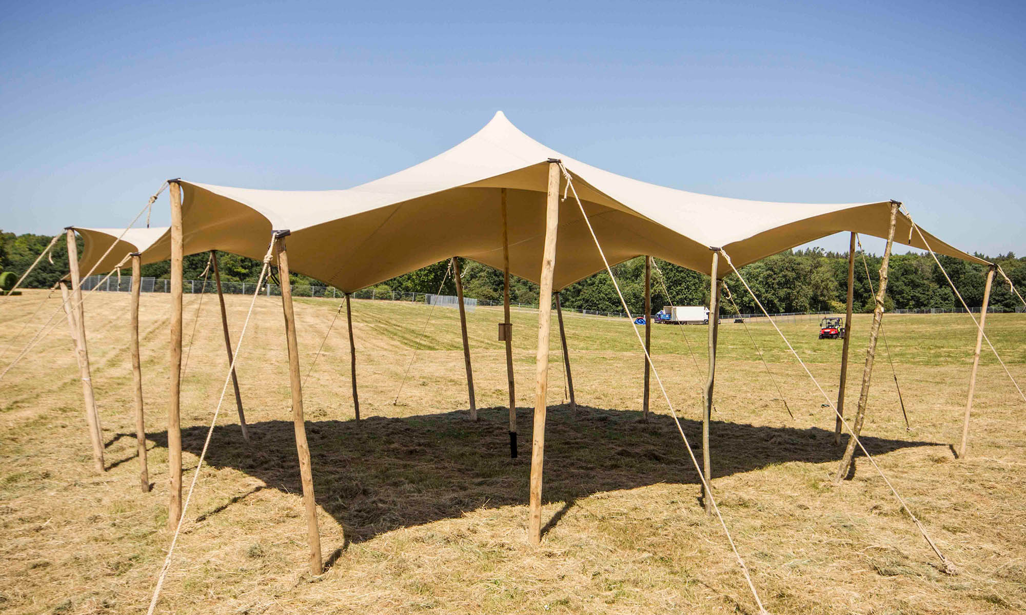 Stretch Tent Canopy Single